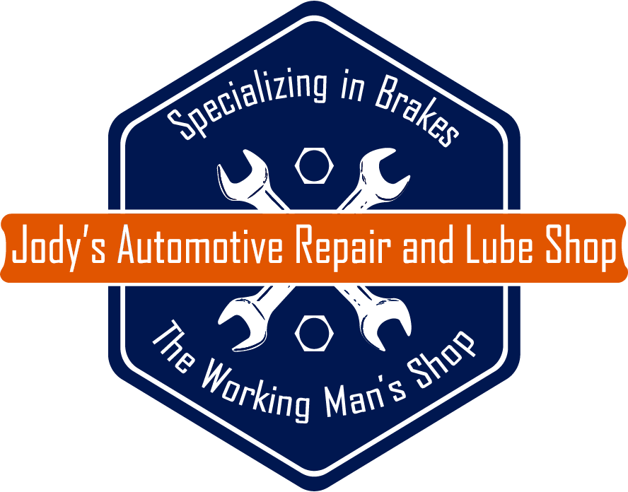Jody's Automotive Repair & Lube Shop where we are the Working Man's Shop