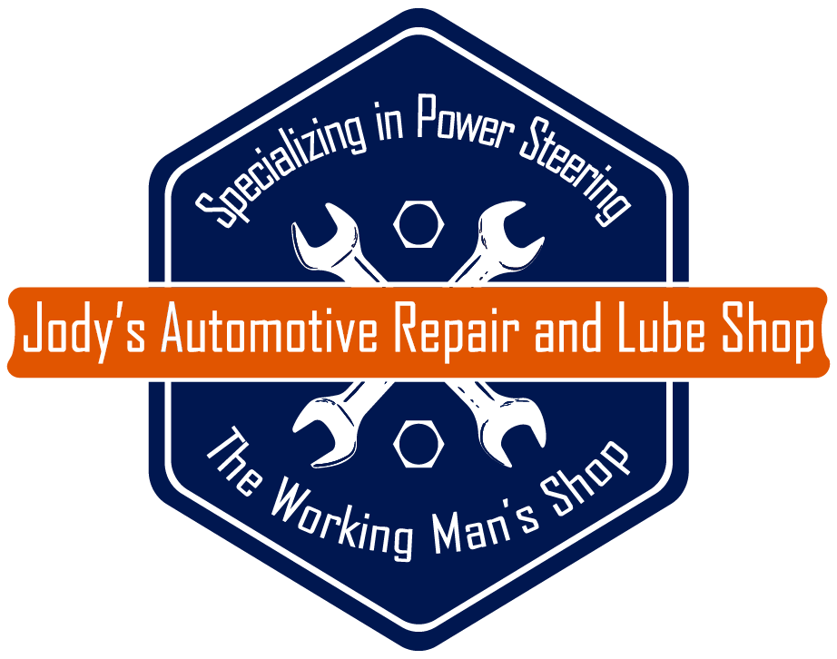 Power steering check at Jody's Automotive Repair & Lube Shop