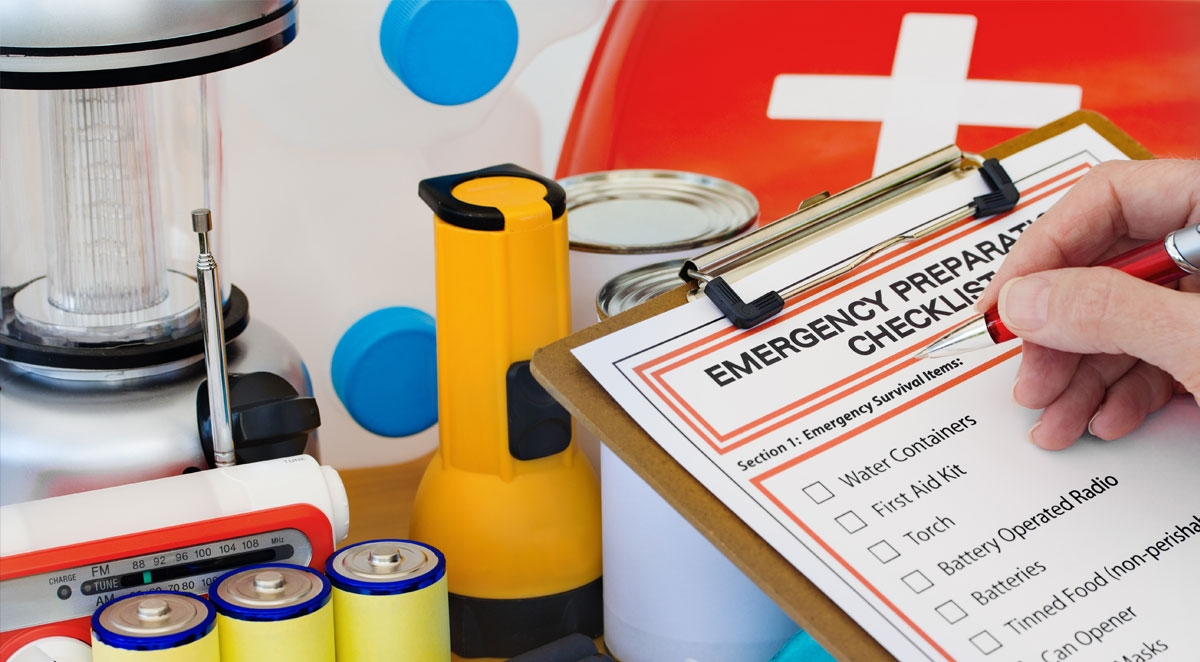 What You Should Include in Your Emergency Kit